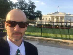 joe at white house