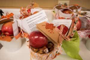 apple fall basket