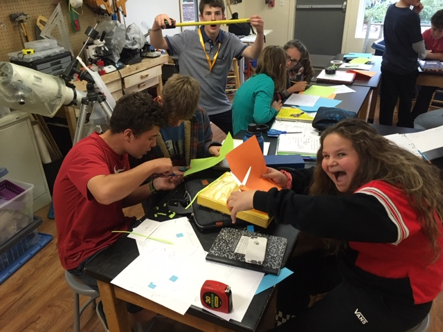 Middle School at Mack: Hands-on, Nurturing, and Fun