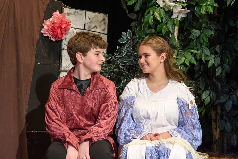 mackintosh academy theater students