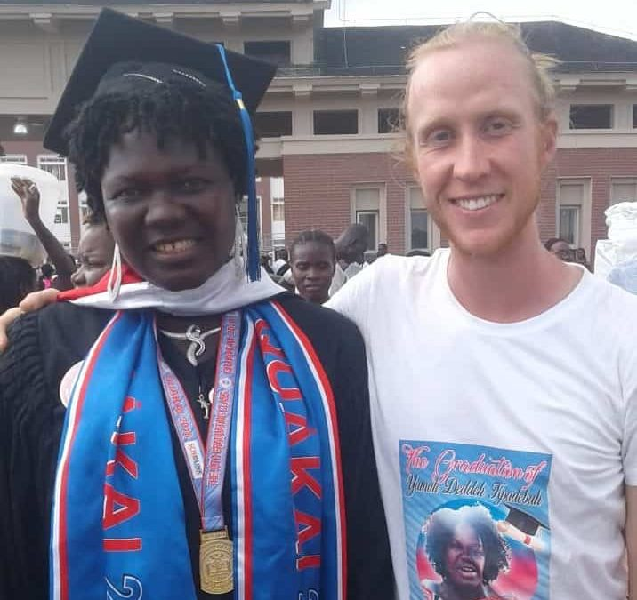 Global Action in Africa: A Mack Alum's Journey